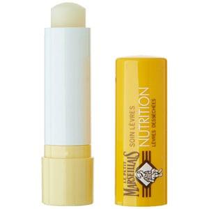 baume soin nutrition des lèvres desséchées le petit marseillais