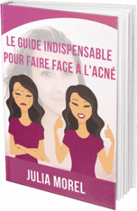 guide indispensable pour faire face à l'acné
